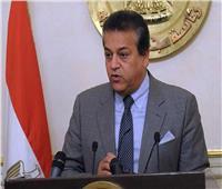 وزير التعليم العالي يستعرض مشروعات جامعة بورسعيد بتكلفة 860 مليون جنيه