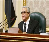 «جبالي» يفتتح جلسة البرلمان .. ومناقشة الموازنة العامة على جدول الأعمال