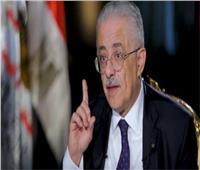 وزير التعليم يواجه أزمات «سقوط السيستم» ويطمئن الطلاب وأولياء الأمور