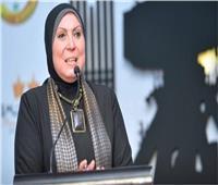 وزيرة الصناعة تبحث سبل تطوير قطاع الحرف اليدوية والتراثية