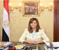 وزيرة الهجرة تستجيب لاستغاثة أسرة مصرية بالخارج
