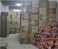 ضبط 132 ألف فانوس رمضان مجهول المصدر بالقاهرة
