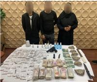 سقوط تشكيل عصابي لتصنيع المخدرات بالقاهرة الجديدة
