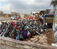 مصادرة 770 شيشة وغلق 72 مقهى لعدم تطبيق الإجراءات الاحترازية بالقاهرة