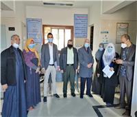 حملات مكثفة لتوعية أهالي شمال سيناء بأهمية التطعيم ضد شلل الأطفال