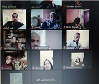 ختام فعاليات ورشة اللغة العربية بقصور الثقافة
