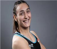 سمر حمزة تتأهل لنصف نهائي بطولة روما الدولية للمصارعة