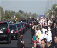 استعدادات أمنية كبرى لزيارة البابا فرانسيس للعراق | فيديو