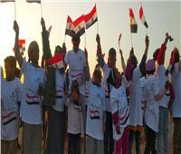ختام فعاليات المسرح المتنقل بـ«وادي ميعر» في طور سيناء