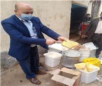 «صحةالشرقية»: غلق 25 منشأة غذائية تدار بدون ترخيص