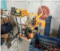 ضبط صاحب مصنع ينتج «ولاعات» بعلامات تجارية وهمية بالمنوفية  صور