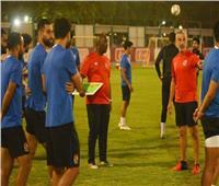 موسيماني يحاضر لاعبي الأهلي بالفيديو قبل مواجهة «فيتا كلوب»