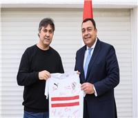 السفير المصري في تونس: أتمنى التوفيق للزمالك أمام الترجي