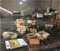 القبض على صاحب مصنع زيوت «مغشوشة» بالقليوبية