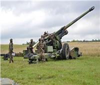 شاهد  اختبار قوة مدافع هاوتزر الجديدة عيار 155