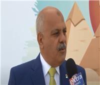 اتحاد الرماية: زيارة الوفود المشاركة في البطولة للأهرامات | فيديو