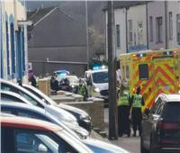 حاث طعن في ويلز والشرطة البريطانية تدفع بـ30 سيارة طوارئ