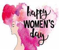 «البنفسجي والأخضر والأبيض».. ألوان يوم المرأة العالمي