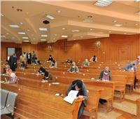 في ٧ نقاط عقوبات الغش والشغب لطلاب الجامعات أثناء الأمتحانات