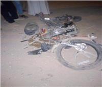 مصرع شاب في حادث دراجة بخارية