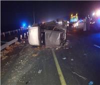 مدير الإدارة العامة للمرور ينتقل لموقع حادث «الصحراوي الشرقي»