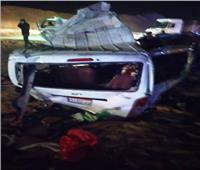 الحزن يخيم على قرية بني محمديات بأسيوط بعد وفاة ٢٠ شخصاً في حادث بني سويف