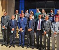 «عزيز» يشارك في عضوية لجنة «الأعلى للجامعات» لبحث استقلال جامعة الغردقة