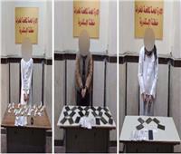 الداخلية تداهم البؤر الإجرامية وتضبط حشيش وهيروين بالإسكندرية