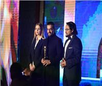 هاني سلامة يهدي جائزة الإبداع للراحلين يوسف شعبان والجريتلي