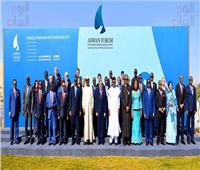 اختتام الدورة الثانية لمنتدى أسوان للسلام والتنمية المستدامين بنجاح