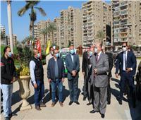 محافظ القاهرة: إعادة تخطيط جميع الحدائق بالعاصمة وتزويدها بالخدمات اللازمة