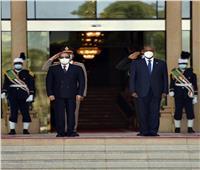 الرئيس السيسي: نرفض أي خطوة أحادية لبسط السيطرة على النيل الأزرق