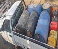 حبس مدير محطة وقود وسائق لقيامهما ببيع السولار المدعم في القاهرة