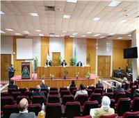 عبدالغفار يؤكد على تقديم الدعم الكامل لإنشاء جامعة المنوفية الأهلية