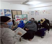 علاج1473 مواطنا بالمجان في قافلة طبية بإحدى قرى الشرقية