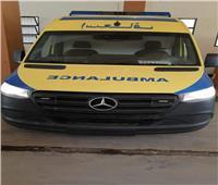 بتكلفة 4 ملايين جنيه.. دعم مرفق إسعاف الوادي الجديد بسيارتين مجهزتين