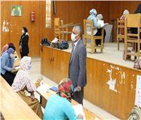 18الف طالب و طالبة يؤدون الامتحانات بجنوب الوادي
