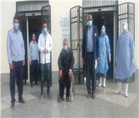 خروج 200 متعافٍ من فيروس كورونا بمستشفيات العزل بالدقهلية