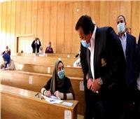 «عبدالغفار» يتفقد تربية المنوفية.. ويؤكد على الالتزام بالإجراءات الاحترازية