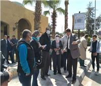 نائب محافظ القاهرة: الانتهاء من أعمال تطوير مسار العائلة المقدسة قريبًا