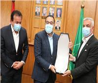 رئيس الوزراء : ظهير صحراوى لجامعة المنوفية بمدينة السادات