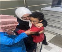 مباحث القاهرة تعيد طفلا لأسرته بعد أن ضل طريقه بمصر الجديدة