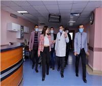 محافظ دمياط: الدولة حريصة على تطعيم الفئات الأكثر عرضة للإصابة بكورونا
