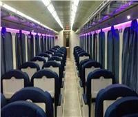 خدمات فاخرة.. الفرق بين القطارات vip والـ Top vip