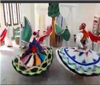 ورش فنية متنوعة وعروض سينما للأطفال بالمنيا
