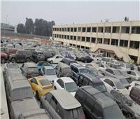٦.٤ مليون جنيه حصيلة البيع بالمزاد العلني بجمارك السيارات في القاهرة