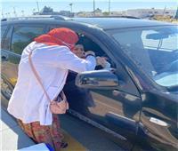 تطعيم ٢٣٦٥٣ طفلا بالحملة القومية للوقاية من شلل الأطفال بجنوب سيناء