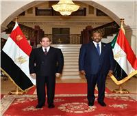 خالد عكاشة: زيارة الرئيس للسودان تأتي في لحظة تاريخية تمر بها المنطقة