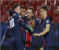 «مبابي» يقود سان جيرمان لربع نهائي «كأس فرنسا»