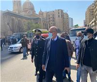 «رفع 770 شيشة وتنفيذ 559 إزالة إدارية» بحملة المحافظة على ميدان رمسيس